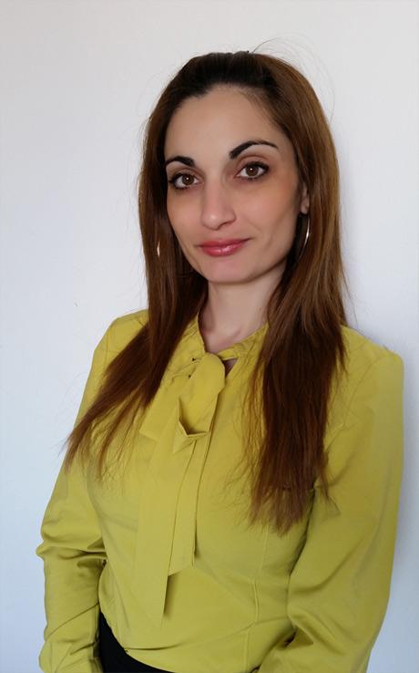 Таня Килимперова – Ръководител екип